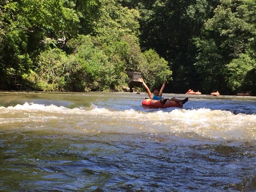 Cartecay River Experience: 2400 Hwy 52 E, Ellijay, GA