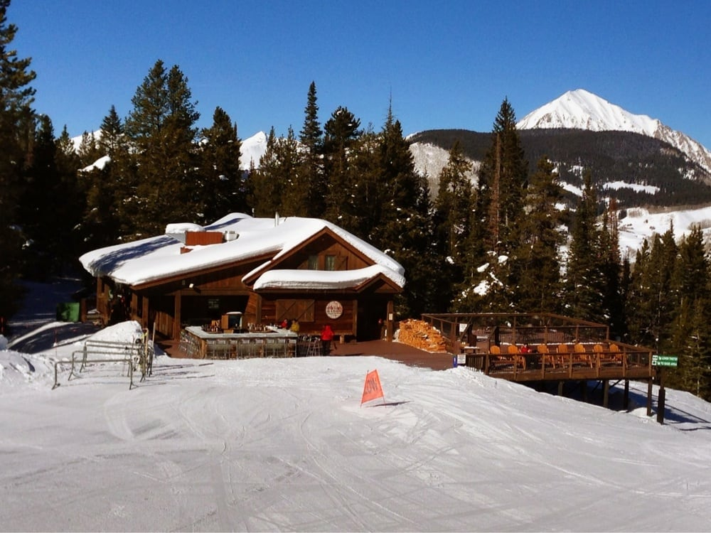 Uley 39 s cabin photo courtesy of snowboardguides com yelp for Cabins near crested butte co