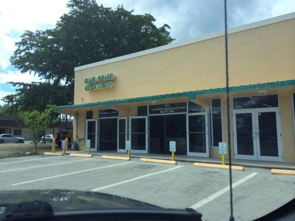 Pompano One Price Dry Cleaners: 1819 NE 25th St, Pompano Beach, FL