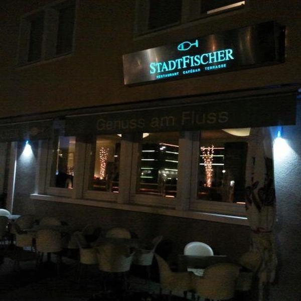 Stadtfischer Fischrestaurant Untere Neckarstr 38 Heilbronn