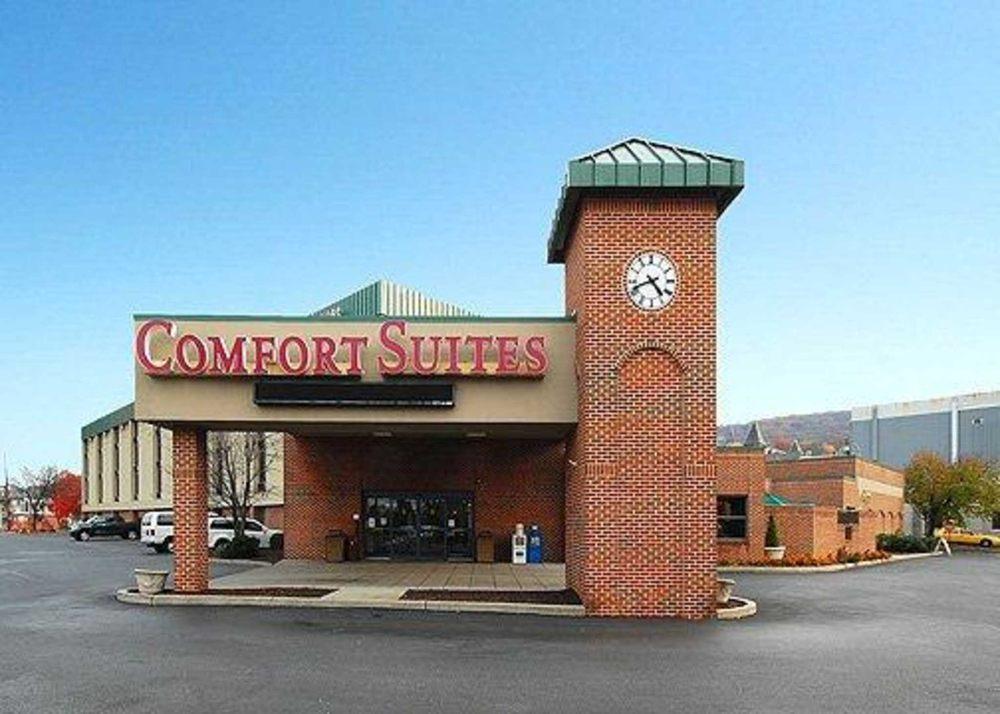 Comfort Suites Bethlehem Near Lehigh University and LVI Airport: 120 W Third St, Bethlehem, PA