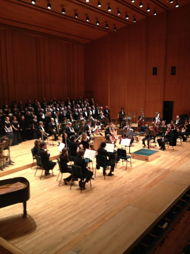 Utah Symphony and Opera Merger
