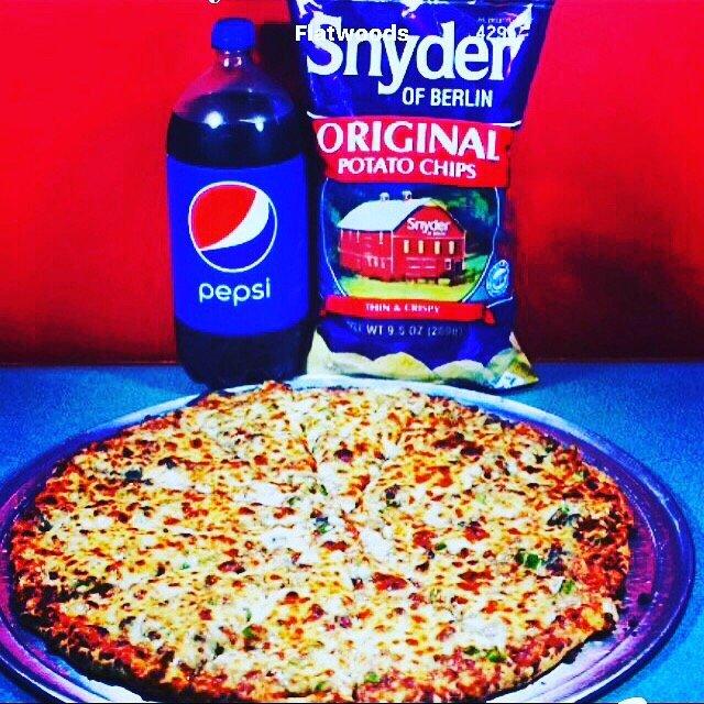 My Dad's Pizzeria: 1007 Argillite Rd, Flatwoods, KY