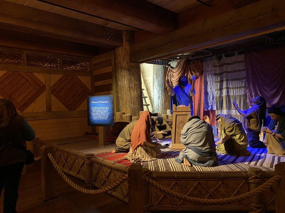 Ark Encounter: 1 Ark Encounter Dr, Williamstown, KY