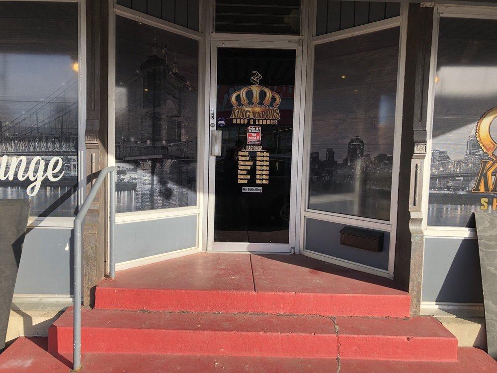 King Vapors Shop And Lounge: 3408 Harrison Ave, Cincinnati, OH