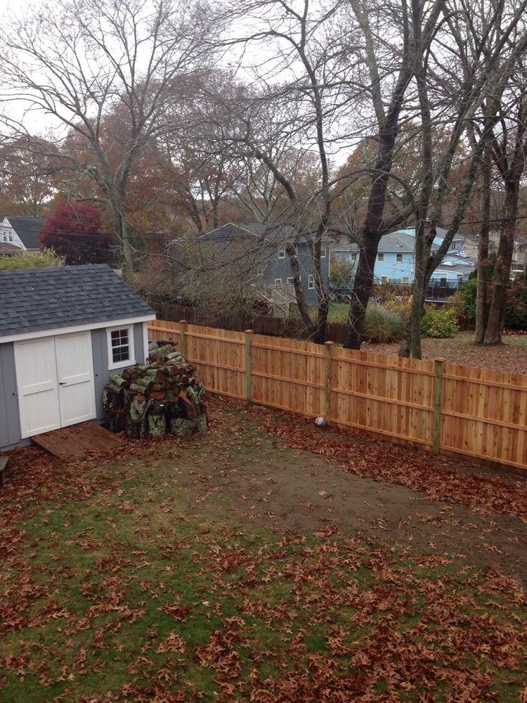 Bullie Fence: Ashaway, RI