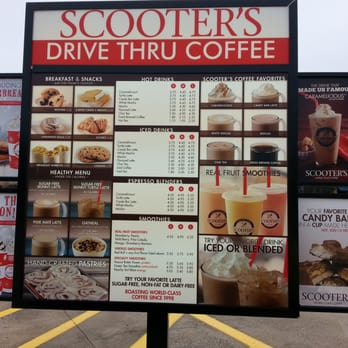 Photo Of Scooter S Coffee Addison Tx United States