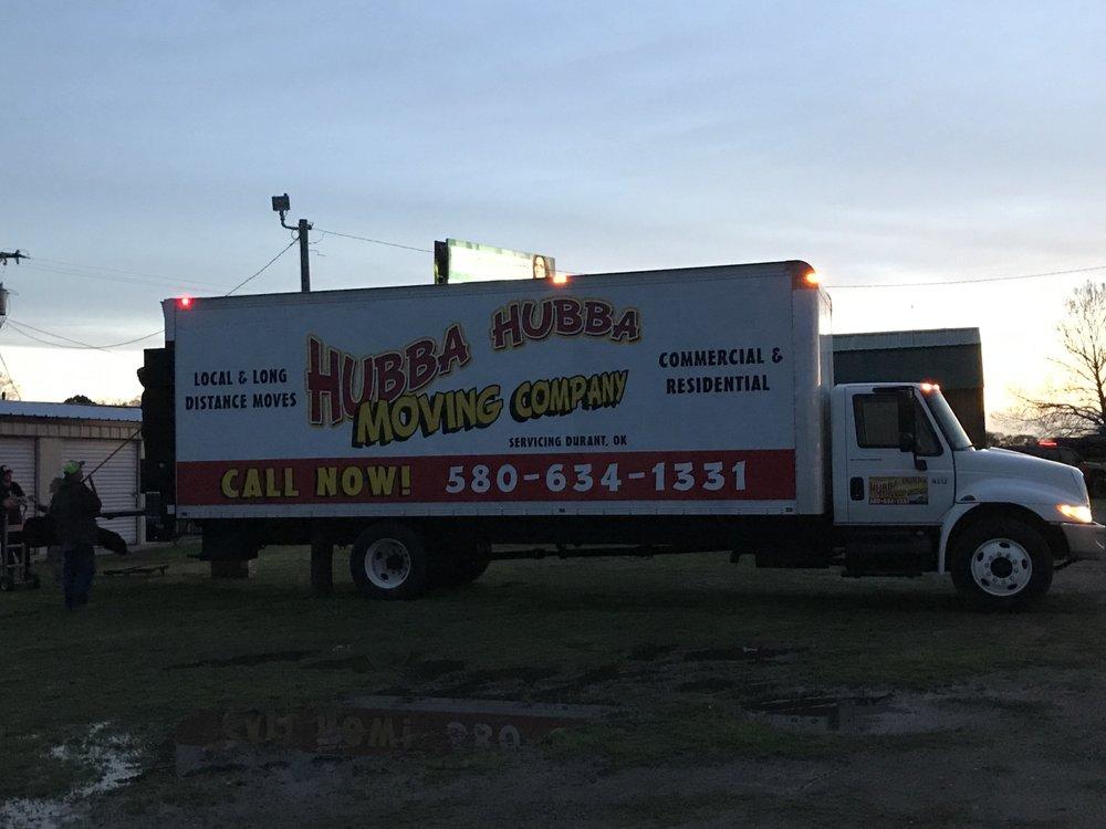 Hubba Hubba Moving Company: Durant, OK