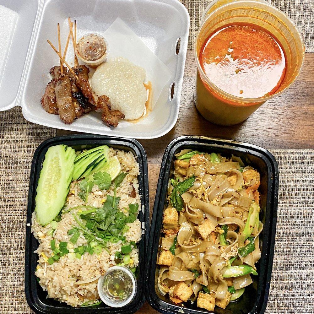 Noppagao Thai Cuisine: 5242 Fredericksburg Rd, San Antonio, TX