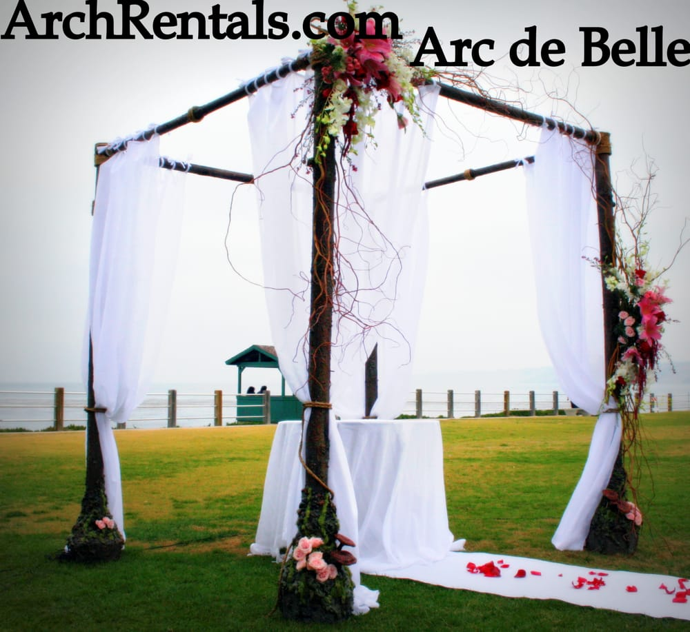 Wedding Altar Rental Houston: Wood Wedding Altar ,Canopy Rentals,Los Angeles,Orange