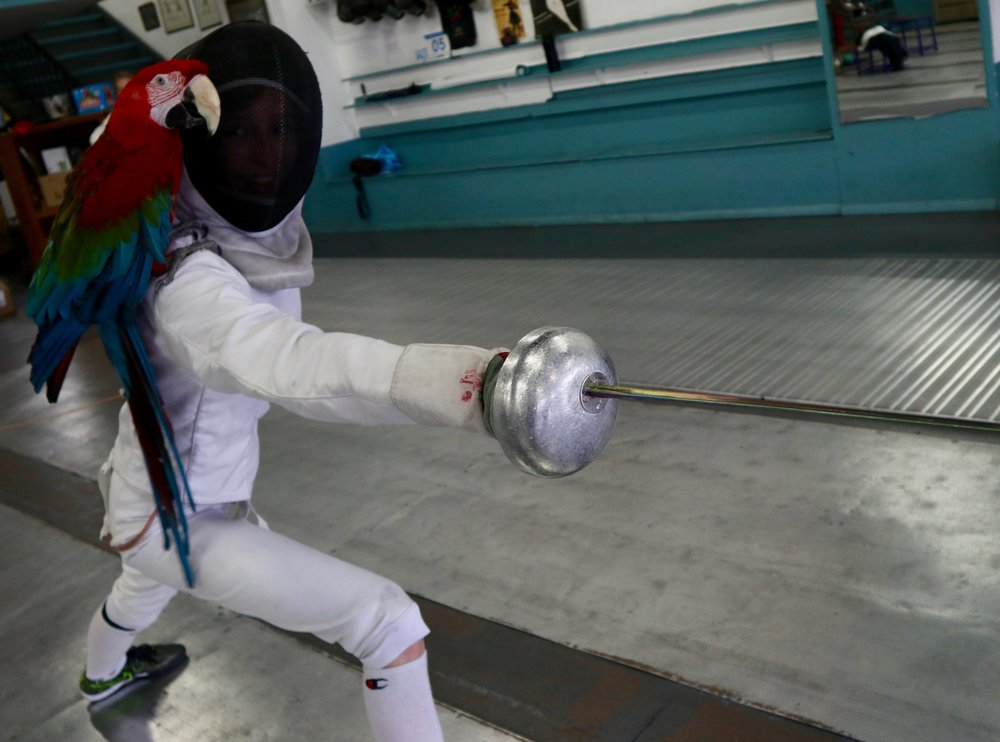 Cheyenne Fencing Society Amp Modern Pentathlon Center Of