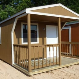 Photo Of Rent Sheds   Clarksville, TN, United States. Wood Cabins  Clarksville,
