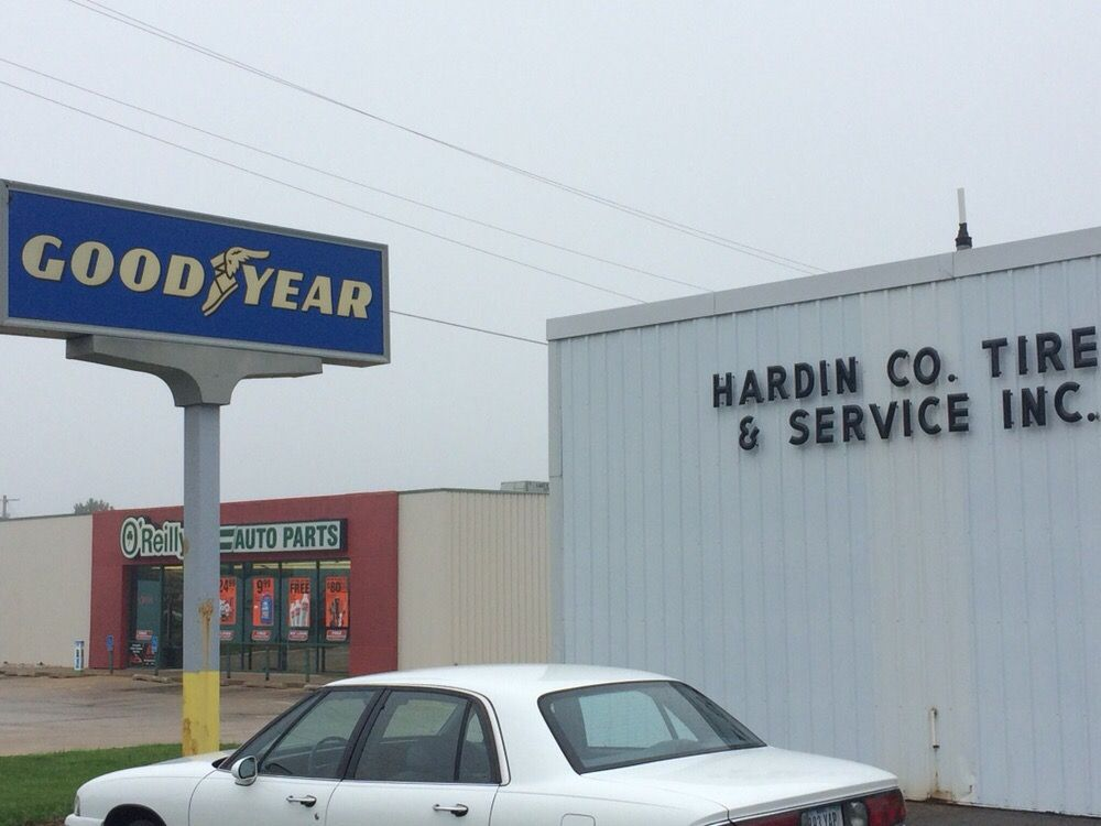 Hardin County Tire: 410 S Oak St, Iowa Falls, IA