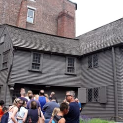 High Quality Photo Of The Paul Revere House   Boston, MA, United States