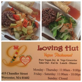 Chandler St Chinese Food
