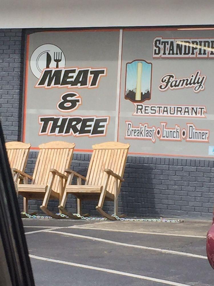 Standpipe Family Restaurant: 207 N Main St, Belton, SC