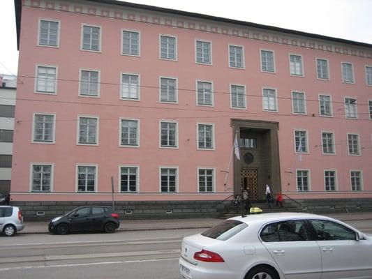 Opistotalo Helsinki