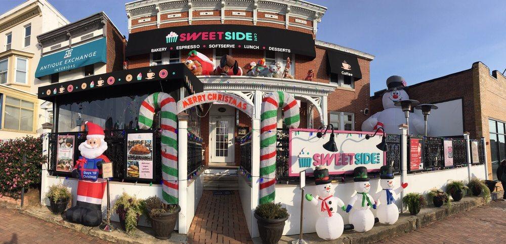 Sweet Side Café: 3543 Chestnut Ave, Baltimore, MD