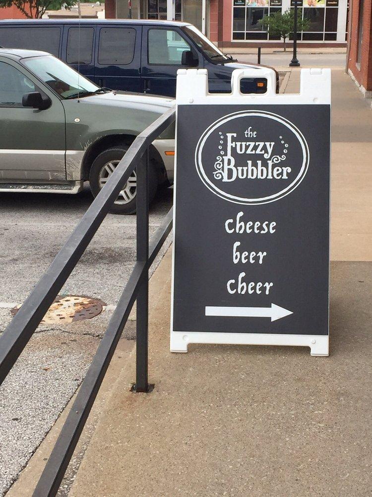 Social Spots from Fuzzy Bubbler