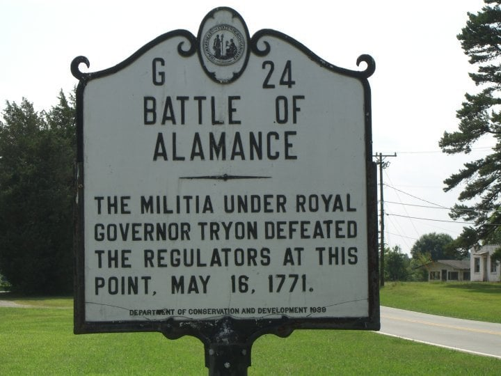 Alamance Battleground State Historic Site: 5803 Nc Hwy 62 S, Burlington, NC