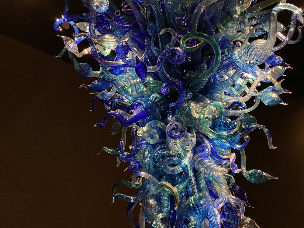 Social Spots from Chihuly Collection