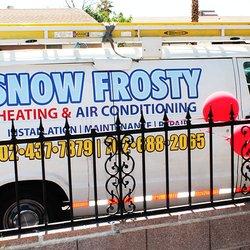 Snow Frosty Heating Air 10 Photos 19 Reviews Conditioning Hvac 800 N Rainbow Blvd Las Vegas Nv Phone Number Yelp