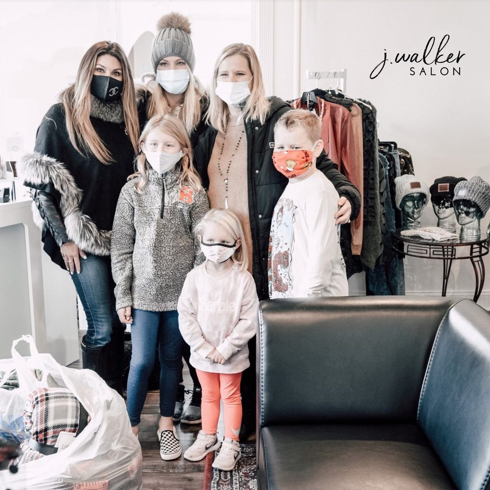 J Walker Salon: 111 Morristown Rd, Bernardsville, NJ