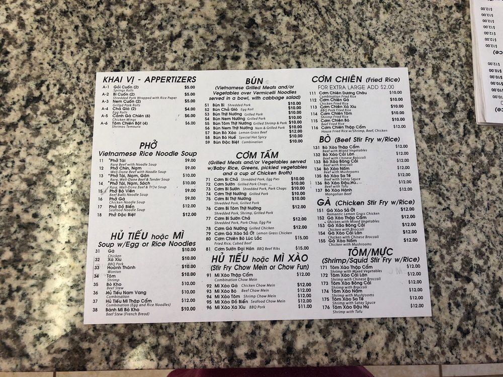 Online Menu Of 4 Seasons Seafood Restaurant Restaurant