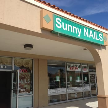 Photo Of Jax Beach Nails Spa   Jacksonville Beach, FL, United States.  Storefront