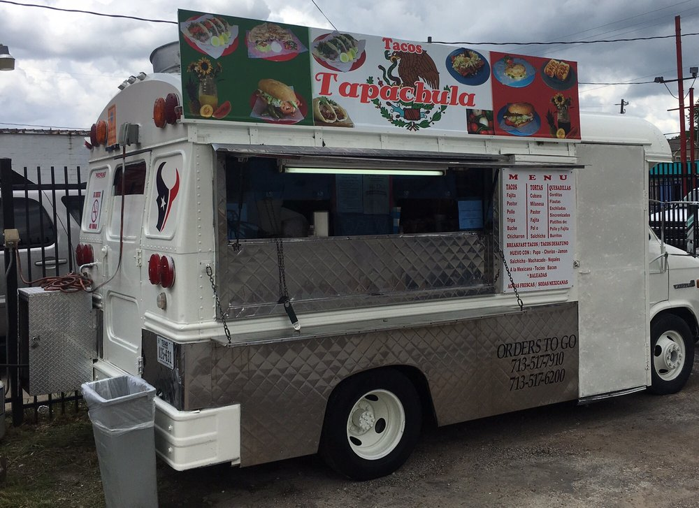 Tacos Tapachula: 700-716 W 16th St, Houston, TX