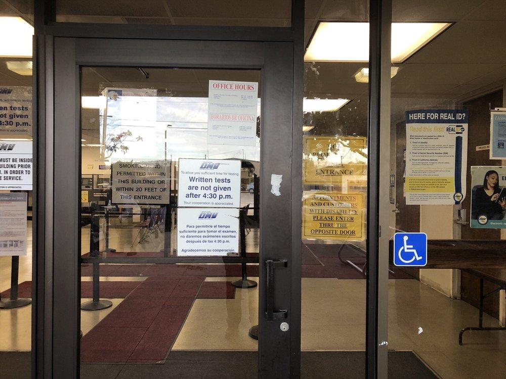 Department of Motor Vehicles: 150 Jackson St, Hayward, CA