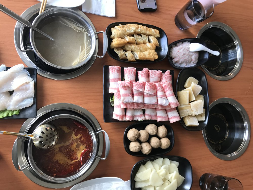 North Hot Pot: 20 Belchertown Rd, Amherst, MA