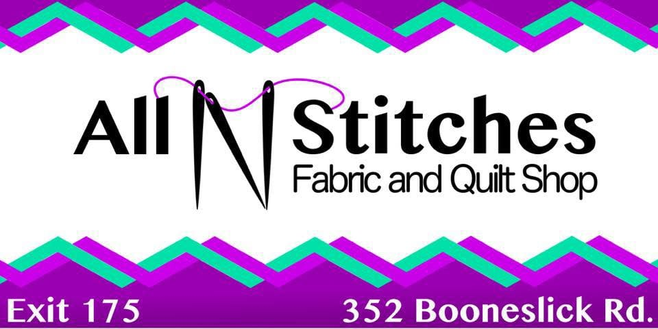 All N Stitches: 352 Booneslick Rd, New Florence, MO