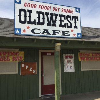 Wild West Cafe Sanger Tx