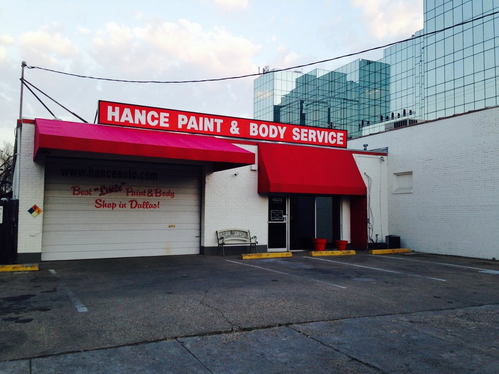 Hance Paint & Body Service