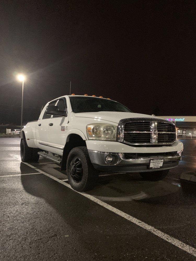 Four-ten auto sales: 22914 State Route 410 E, Buckley, WA