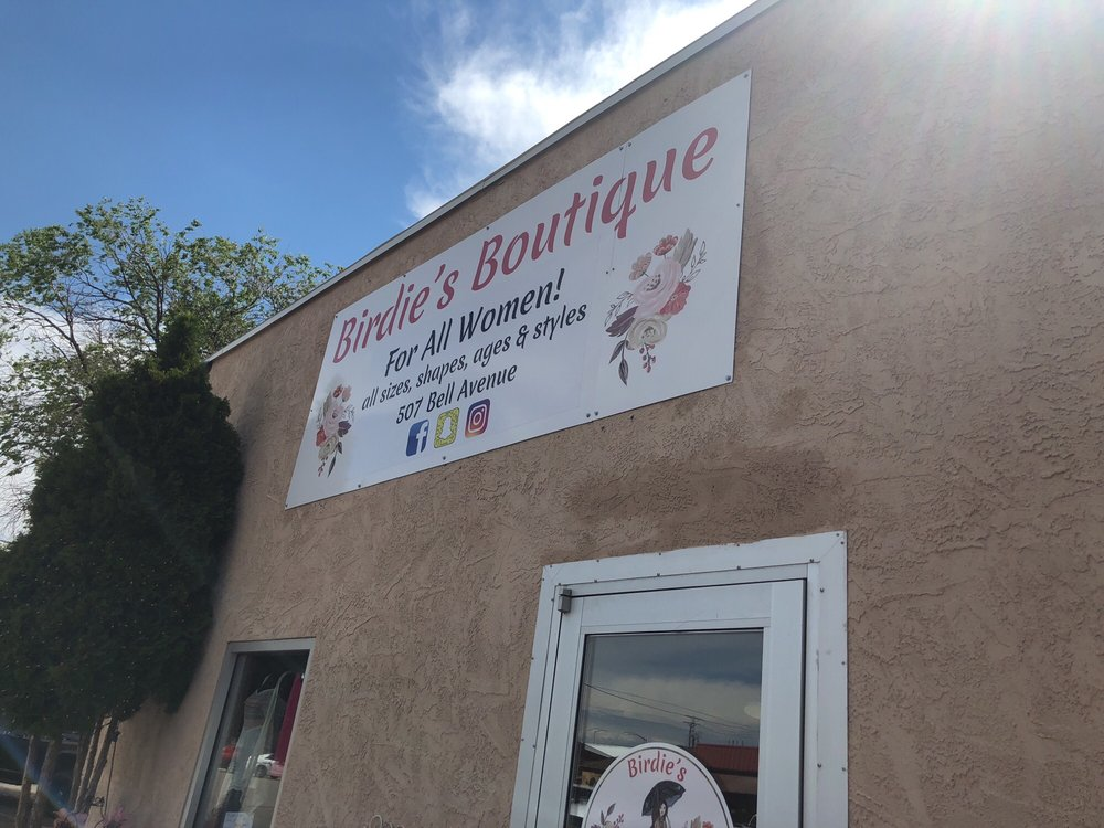 Birdie's Boutique: 507 Bell Ave, Alamosa, CO