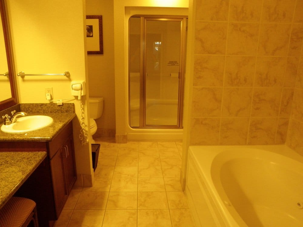 steam shower & jacuzzi tub - Yelp