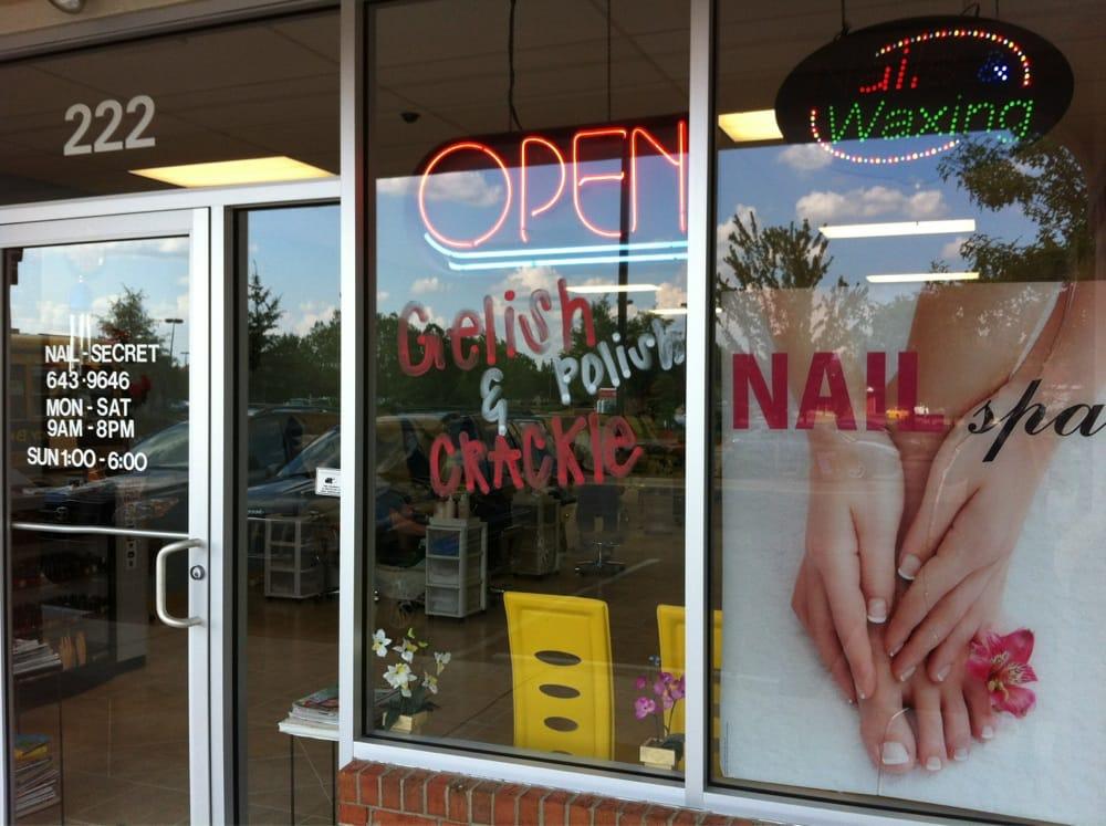 Nail Secret: 258 Eastgate Dr, Aiken, SC