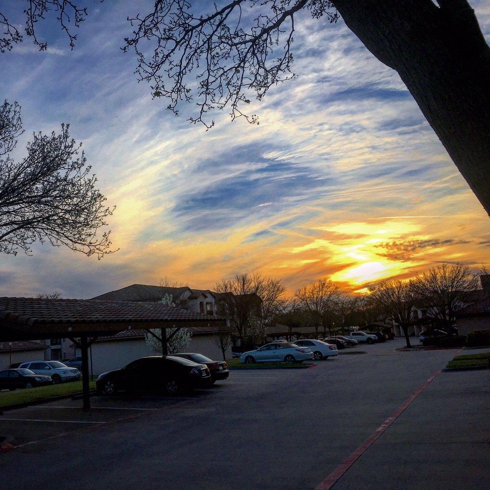 Sunset Lake Apartments: Sunset