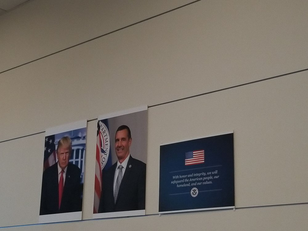 TSA Checkpoint - Myrtle Beach Airport