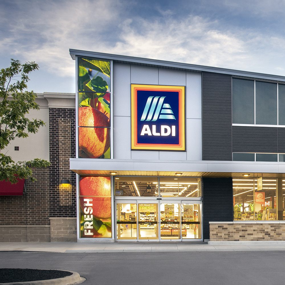 ALDI: 930 E Greenville Pike, Winchester, IN