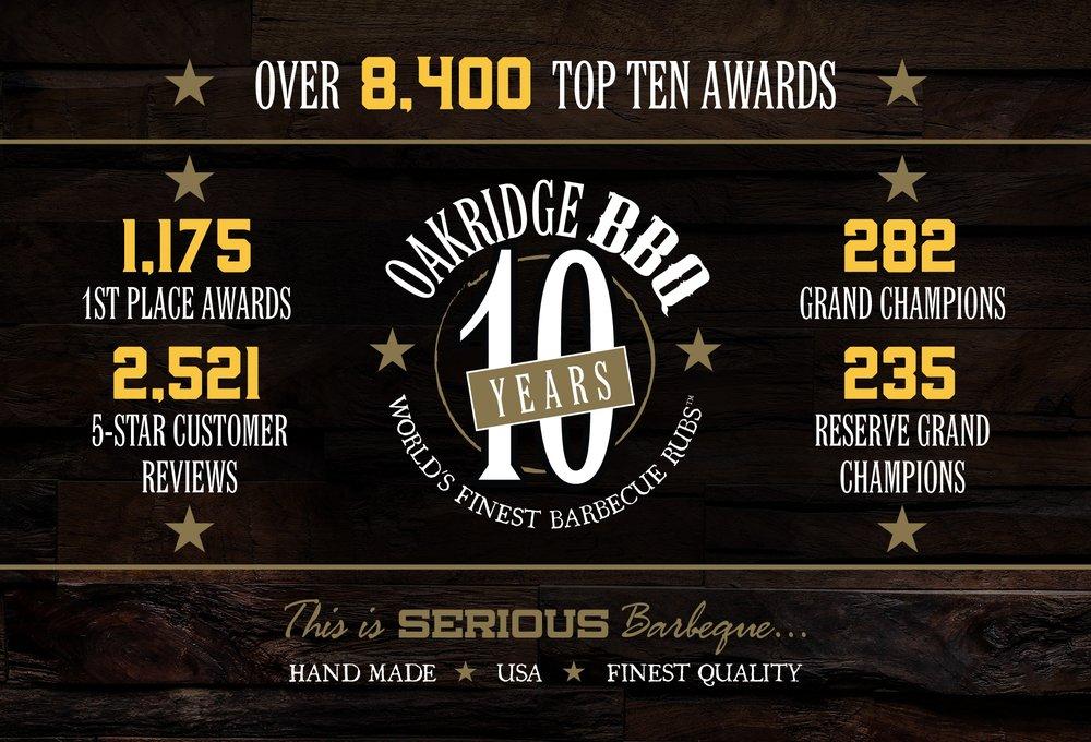 Oakridge BBQ: Kearney, MO