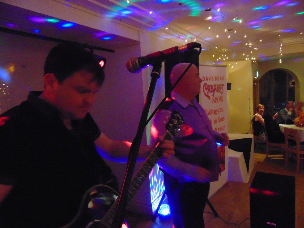 Dave Bear Karaoke Roadshow
