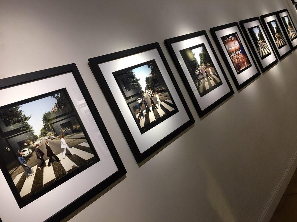 San Francisco Art Exchange: 458 Geary St, San Francisco, CA
