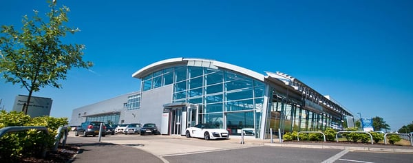 Watford Audi - Car Dealers - Otterspool Way, Watford, Watford ...