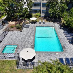 Photo Of Del Medio Manor Apartments Mountain View Ca United States Pool