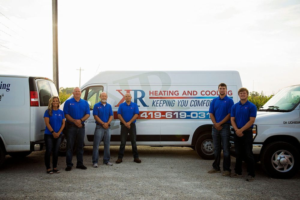 K&R Heating and Cooling: 3999 Stearns Rd, Fostoria, OH