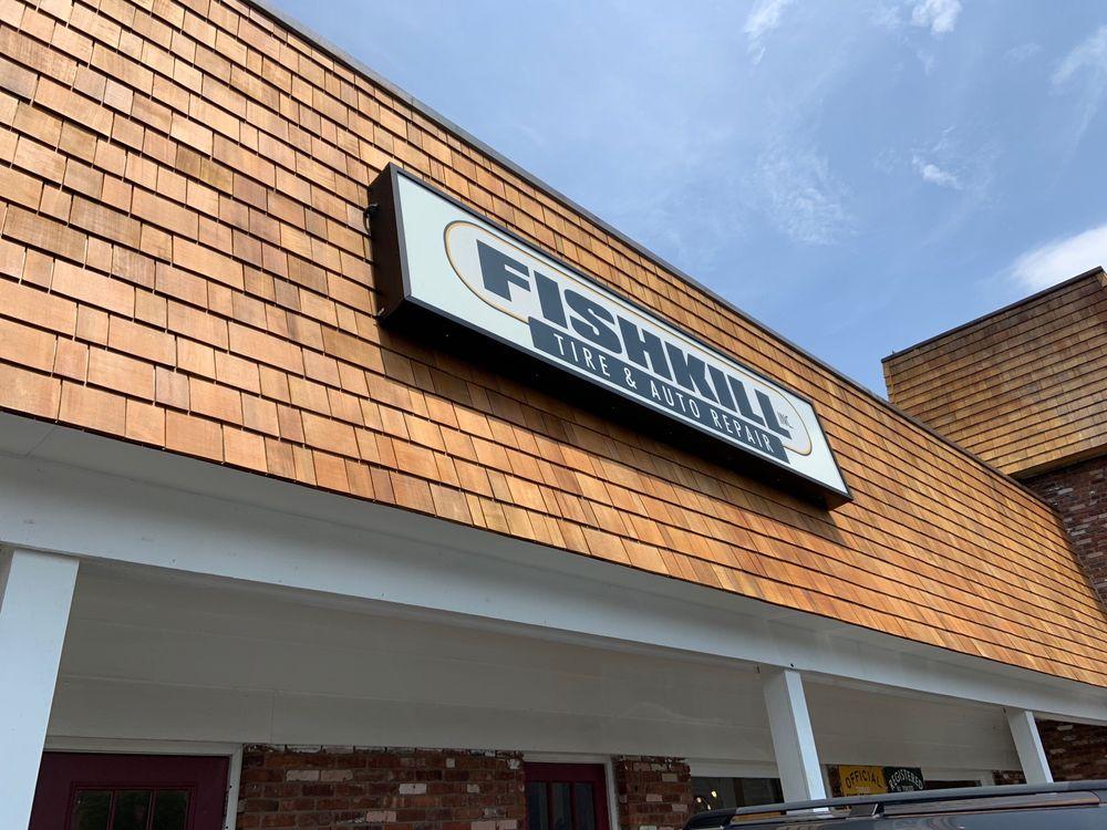 Fishkill Tire & Auto Repair: 1103 Main St, Fishkill, NY
