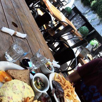 Garden Cafe Menu Inwood